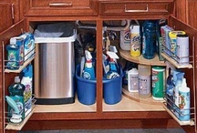 Cleaning/organization Tips&tricks / by Sarah Monti