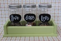 Money Saving Tips  / by Sarah Monti