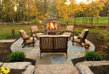 Outdoor Spaces / by Christina Phillips