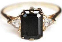 Expensive shiny things / Beautiful, glorious jewellery