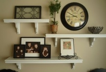 Shelving and display options / by Christina Phillips