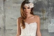 Bari Jay White Destination Wedding Dresses / by Perfect Bridal