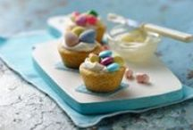 Easter Recipes / Because Easter is the only time when it's a good idea to put all of your eggs in one basket!