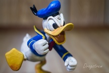 Mickey and Donald!
