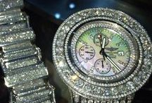 Watches that Wow / by Denise's Basket Hill Watchs & Trinkets