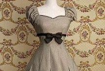 Fashion /  Love vintage inspired looks