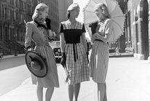 40's/50's Fashion / .: An old soul living in modern day :.