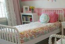 Kids' rooms / Bedrooms and playrooms for my littles