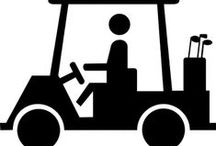 Golf Carts / Great Golf Carts / by Melissa Tippie