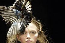 Headwear ❤ Feather / by Allyson Chong