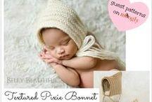 Newborn/ toddler stitches / by Stacey Hibner