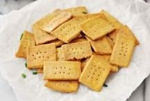 Recipe ❤ Biscuit and Cracker