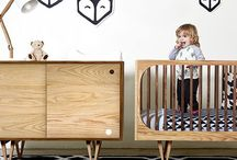 Bunny & Clyde Products / Design-led Nursery and children's furniture