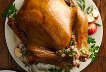 Thanksgiving Recipes / Treat your friends and family to these Thanksgiving entrees, sides, and desserts.