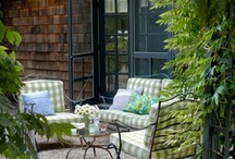 gardening ideas + outdoor spaces / by Jacque likes to be crafty