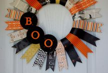 Halloween-Decor & Costumes / by Alyse Wecker