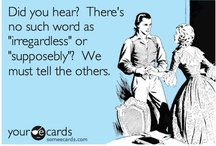 Words, Grammar, and Spelling