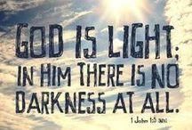 Faith / To know God . . .