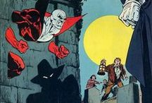 Comic Books: Covers / by Charles Brock
