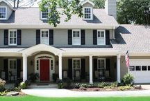 Home remodeling Inspiration / by Hagar Duel