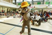 Pan Am Games 2015 / Getting ready for the Toronto 2015 Pan Am/Parapan Am Games in Markham, Ontario!