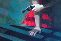 Pulp Art / by Charles Brock