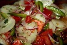 food/salad / by barbara miller