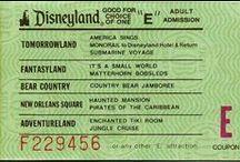 Vintage Disneyland / by Kristy Williams