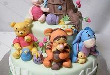 Cake Decorating / by Maria Frizzi
