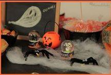 Manualidades para Halloween / ¡Conoce todos los tutoriales de Las Manualidades para Halloween en este enlace: http://lasmanualidades.imujer.com/tag/manualidades-para-halloween! / by Las Manualidades