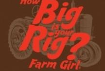 farm girl / by Connie Hansen