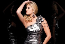 Stunning Silver Prom Dresses