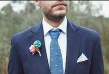 Prendido novio | Boutonniere / Prendido novio | Flores | Boutonniere groom