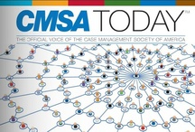 CMSA Today / Distributed monthly, CMSA Today covers the most up-to-date topics, news highlights and issues affecting the industry. Features include current events, professional development opportunities, member news, commentaries and short articles of interest to case management professionals.