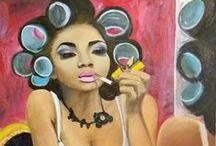 If I Had An Art Gallery... / Fun (mostly girly) artsy stuff / by Rhonda Simpson