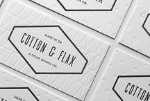 Graphic Design: Business Cards