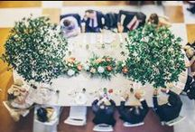 Flores | Flowers / Flores | Bodas | Flowers | Weddings / by Tendencias de Bodas
