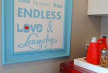 For The Home {Laundry} / by Alyse Wecker