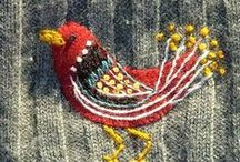 Makeables / Creative handcrafts and lovely things, including crochet, jewelry, textile crafts, and more.