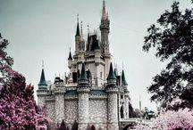 Disney <3 / by Kristen Benedict