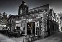 Unionville Historic Village / The historic Village of Unionville, in Markham Ontario.