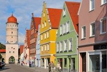 Nördlingen, our Sister City / Nördlingen is Markham's sister city. William Berczy, Markham's founder, was born just outside the walls of this historic German city.
