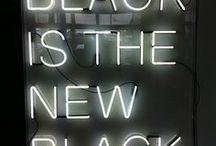 Black Is The New Black (Onyx, Obsidian, Ebony, Raven, Negro, Nero, Noire, Μαύρο)