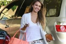 Jessica Alba Style / Clothes, shoes, accesories and everything!