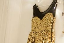 black & gold / by Katie Young