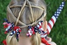 Hair Styles for Our Daughters / Trendy, sweet and creative hair styles for little girls.
