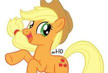My Little Pony Applejack Birthday Party / Ideas for a My Little Pony party with Applejack as the main character.