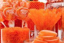 Outstanding Orange / by Kristy Williams