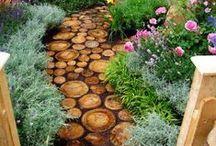 Backyard Landscaping / Backyard garden inspiration