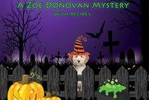 Zoe Donovan's Ashton Falls Cozy Mystery Series / The life of Zoe Donovan and Friends in the fictional Ashton Falls.